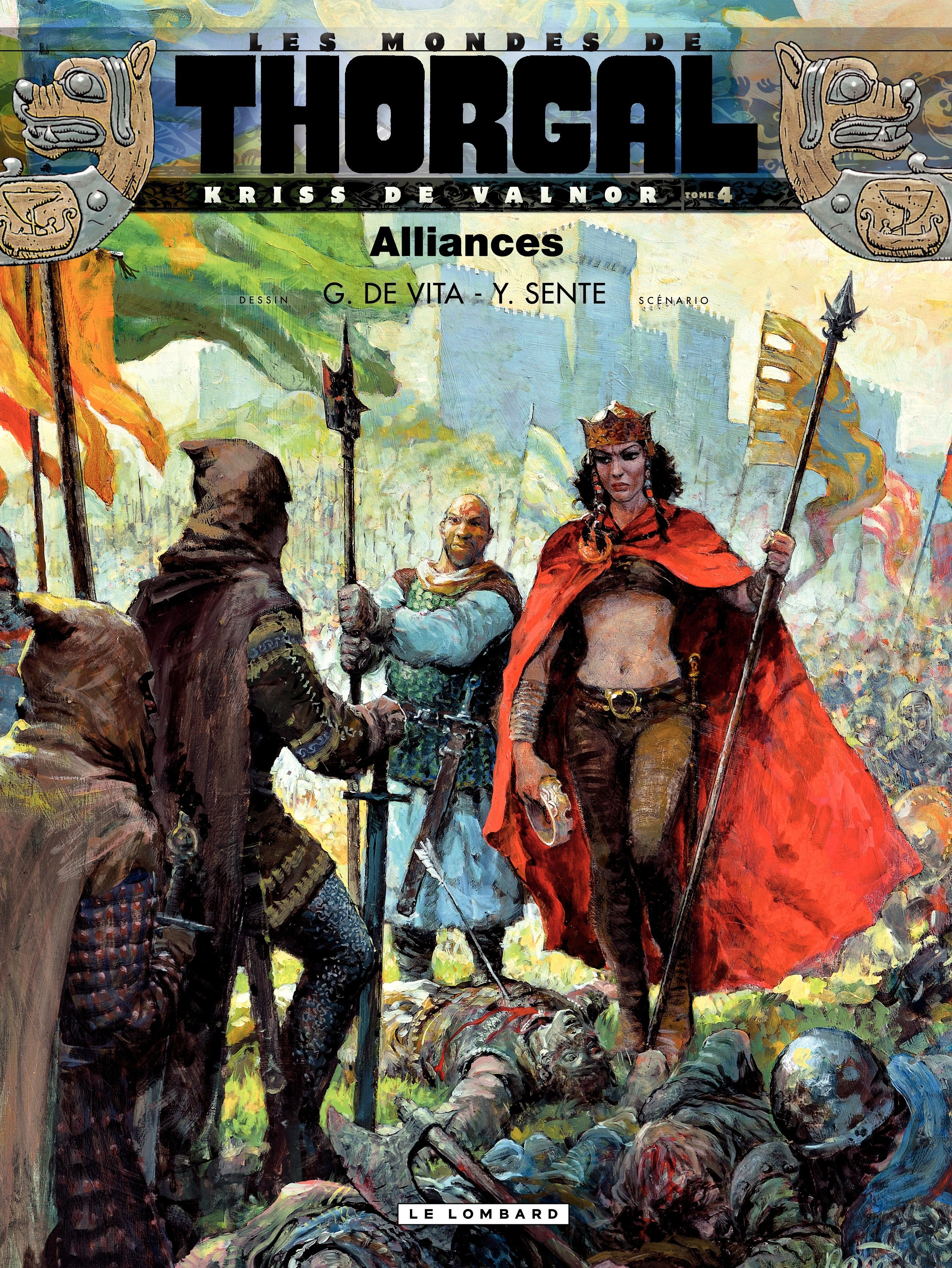 Kriss de Valnor - tome 4 - Alliances
