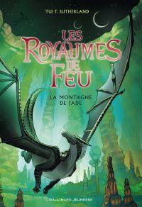 Les Royaumes de Feu (Tome 6) - La montagne de Jade | Sutherland, Tui T.. Auteur