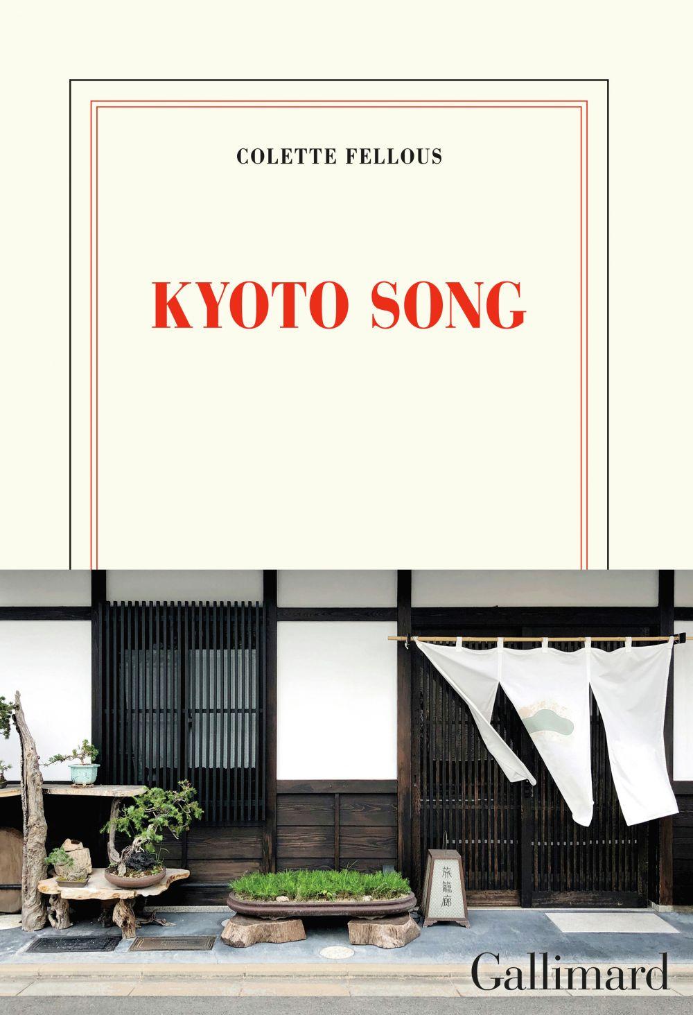 Kyoto song | Fellous, Colette. Auteur