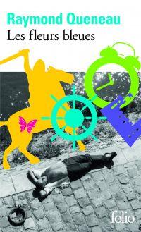 Les fleurs bleues | Queneau, Raymond (1903-1976). Auteur