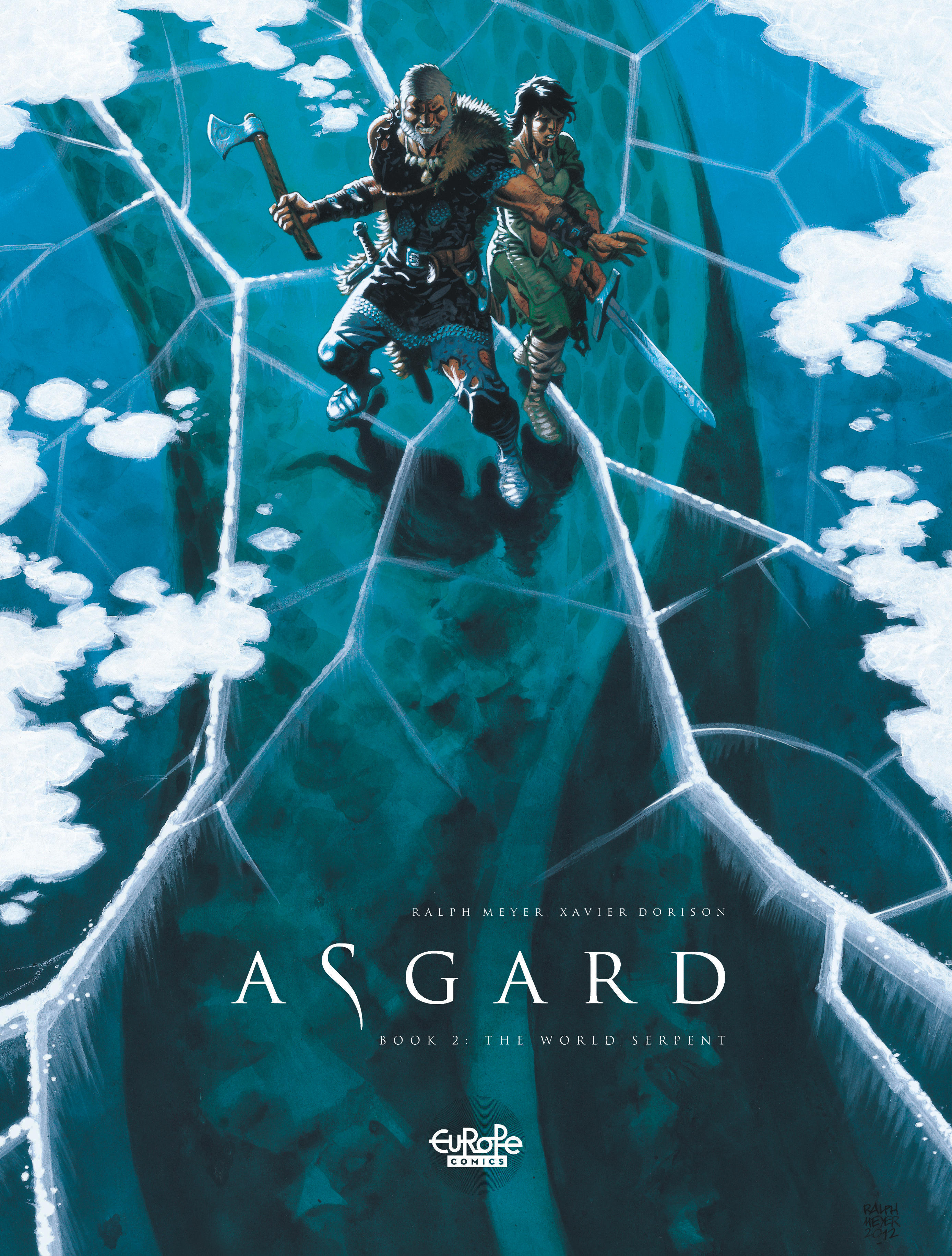 Asgard - Volume 2 - The Wor...