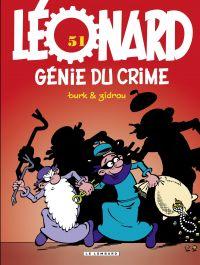 Léonard - tome 51 - Génie d...