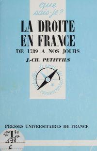 La Droite en France de 1789...