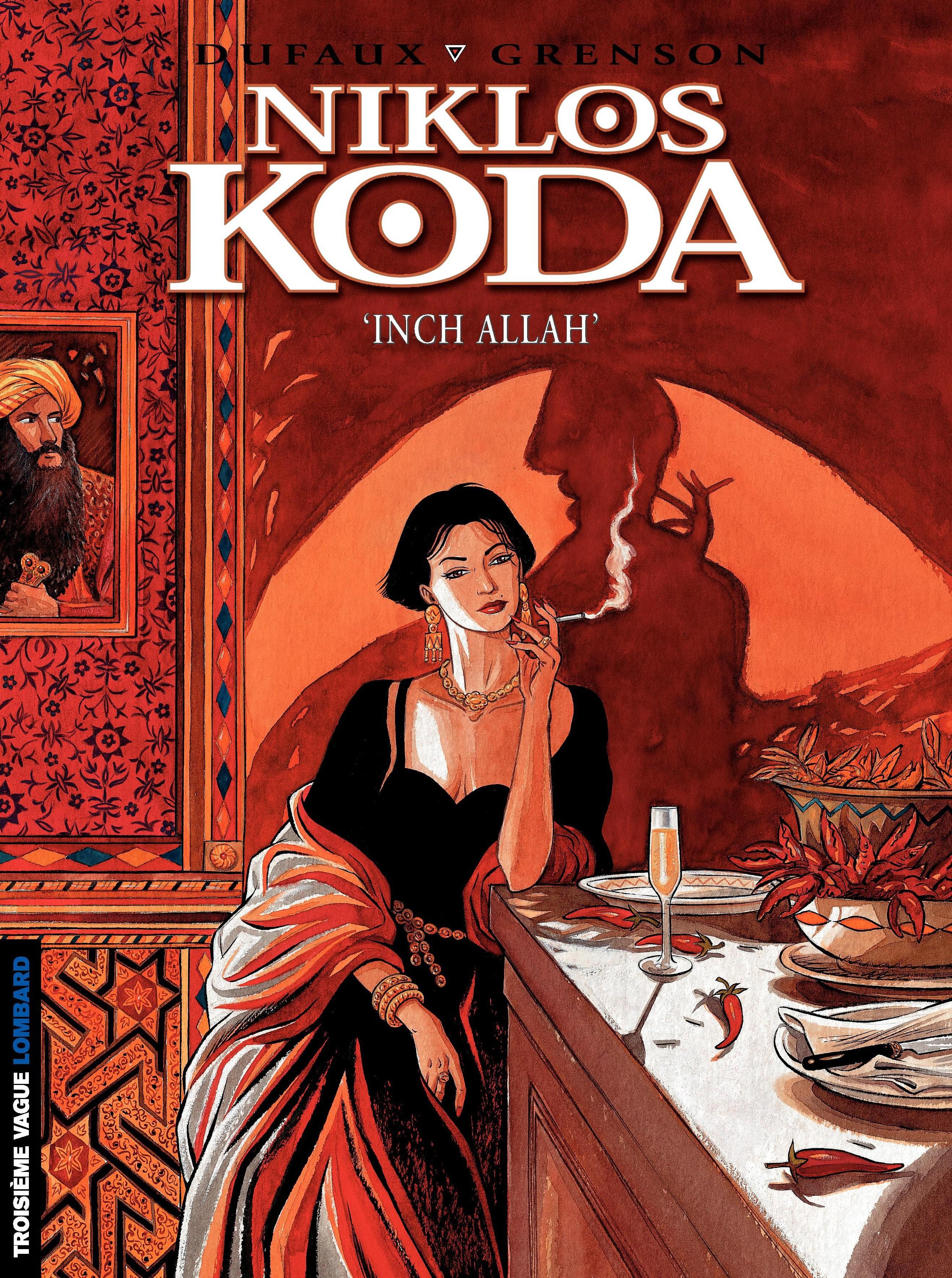 Niklos Koda – tome 3 - 'Inch Allah'