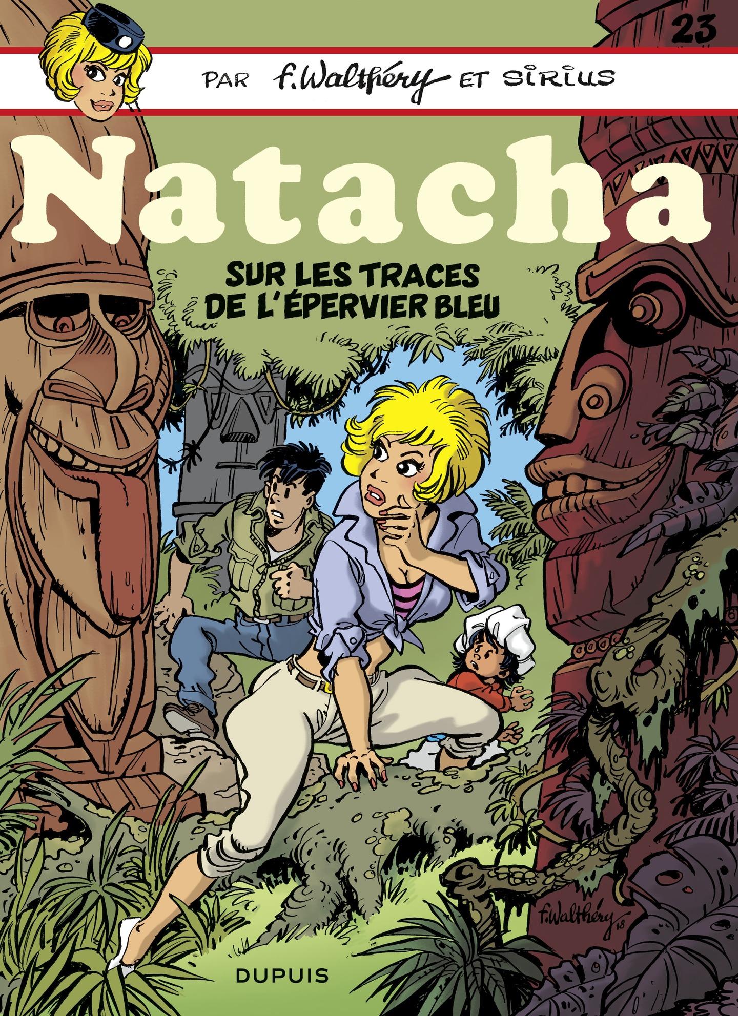 Natacha - tome 23 - Sur les...