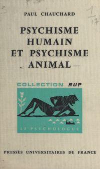 Psychisme humain et psychis...