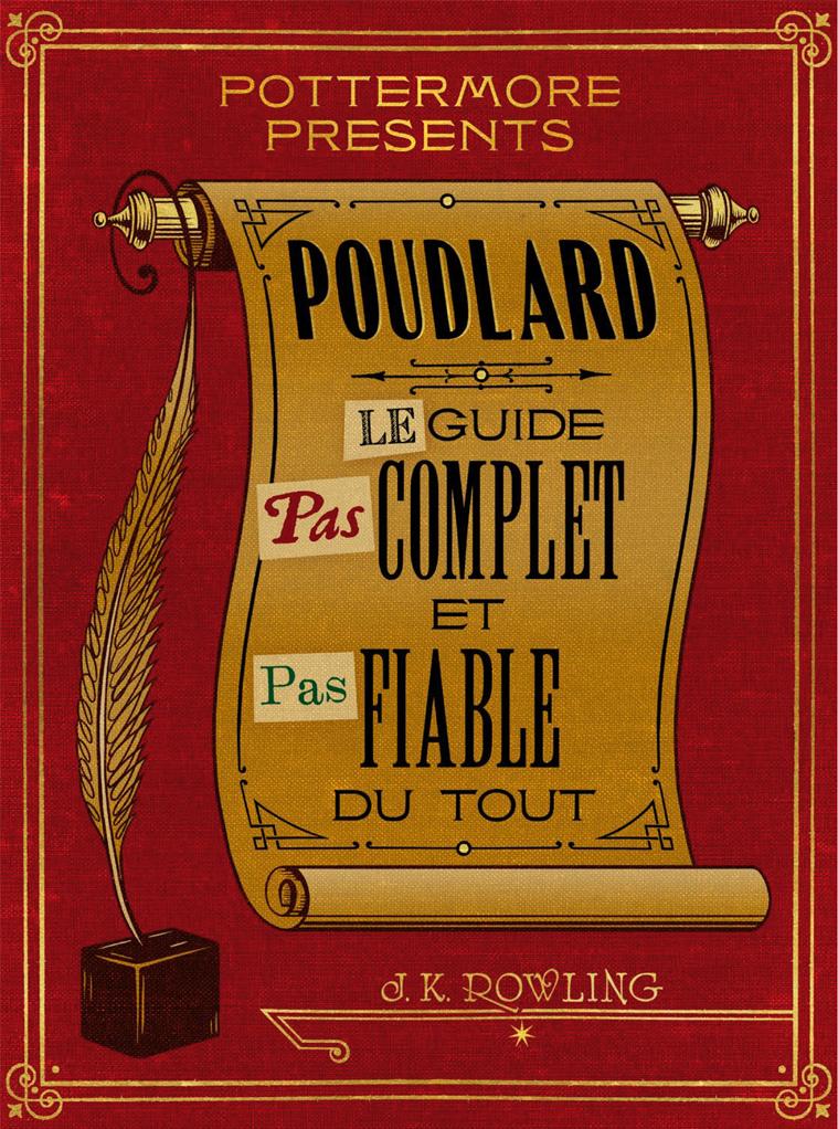 Poudlard Le Guide Pas compl...