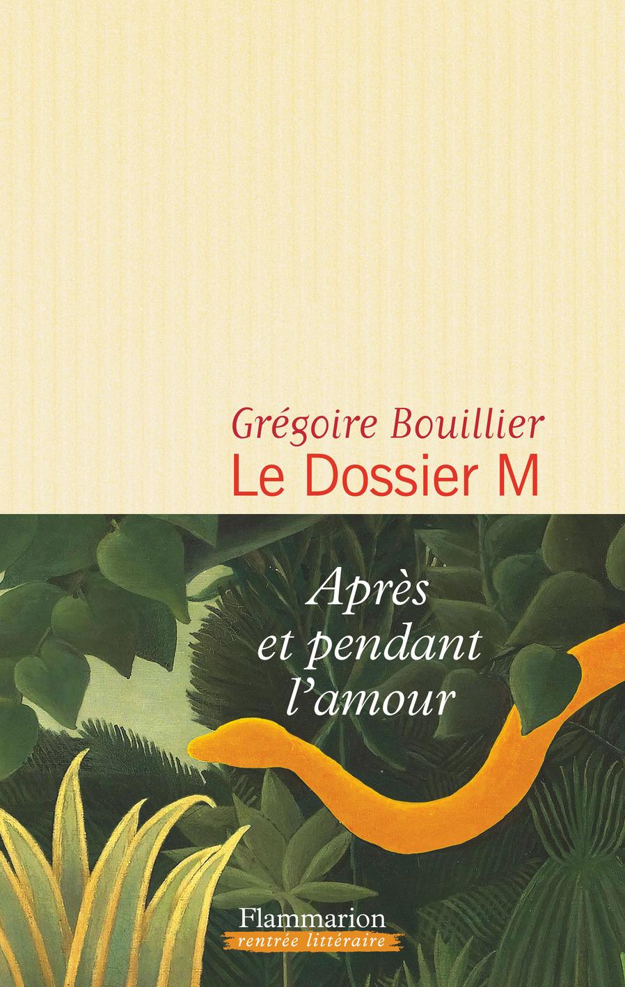 Le Dossier M - Livre 1