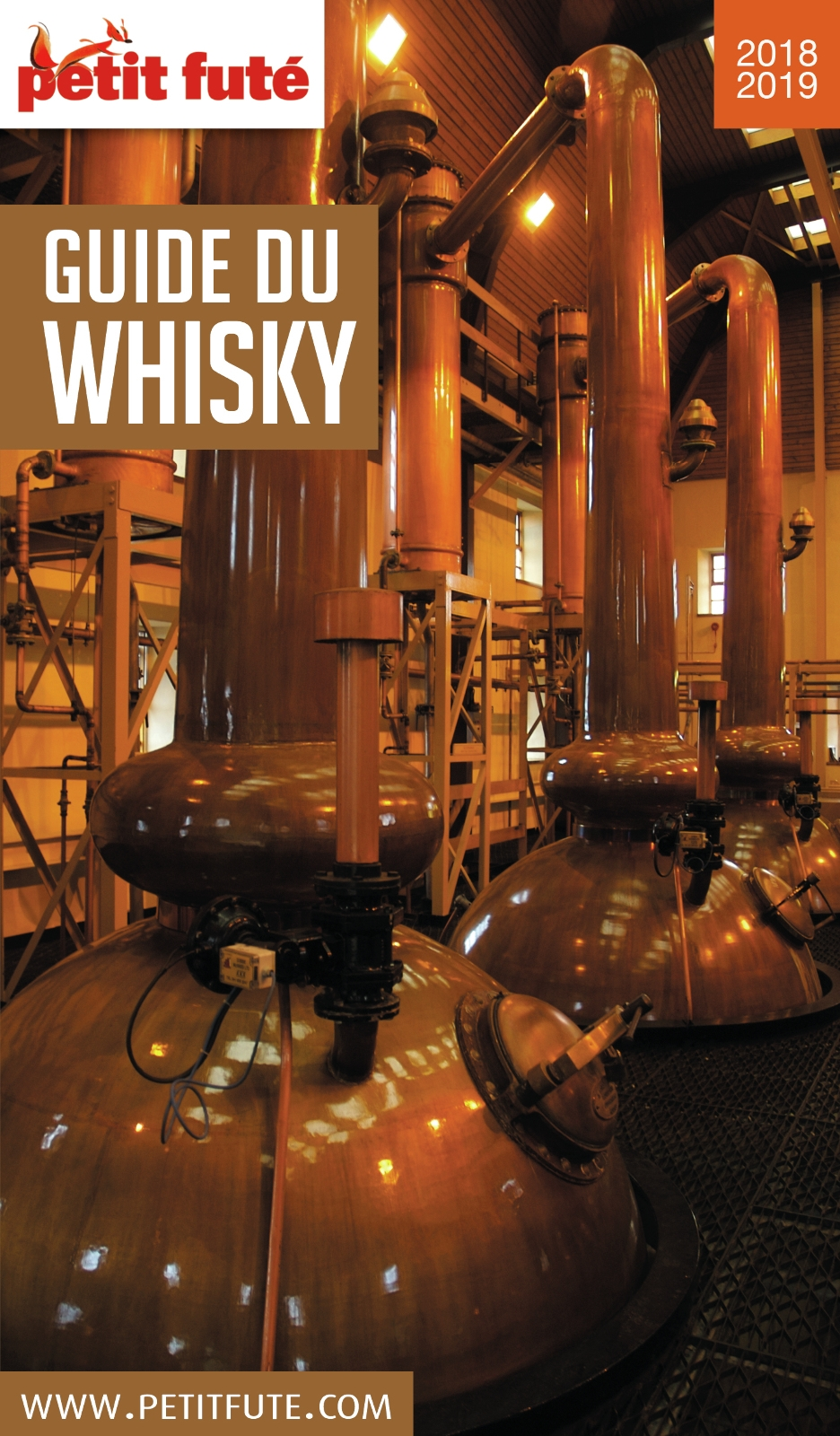GUIDE DU WHISKY 2018 Petit Futé