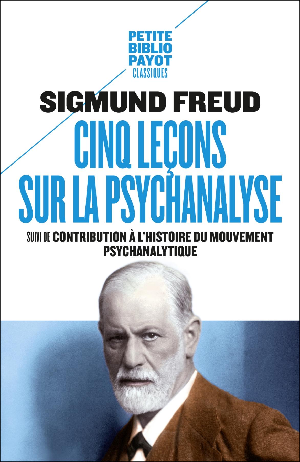 Cinq leçons sur la psychanalyse