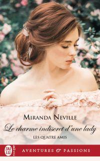 Les quatre amis (Tome 1) - Le charme indiscret d'une lady
