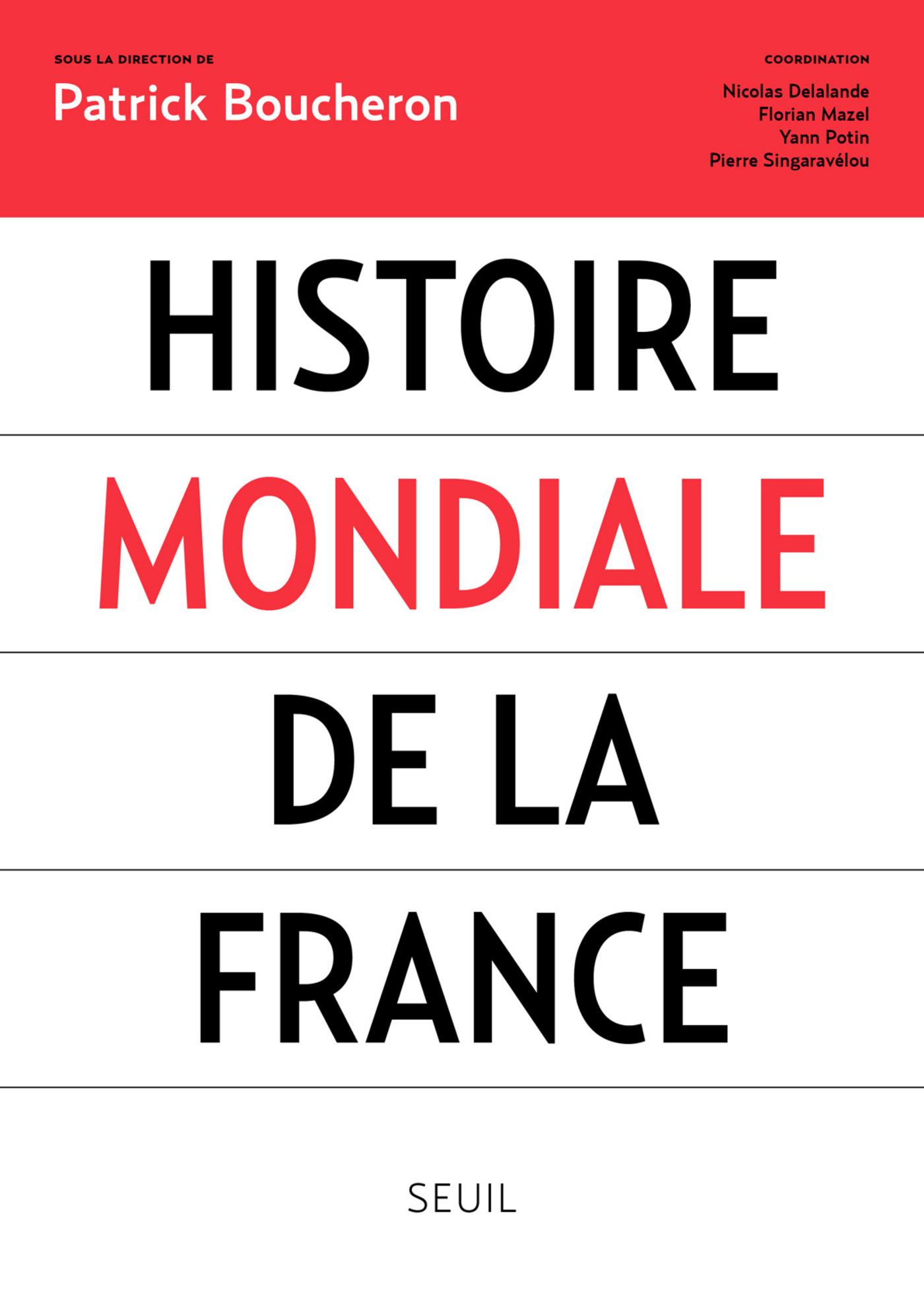 Histoire mondiale de la France | Collectif,
