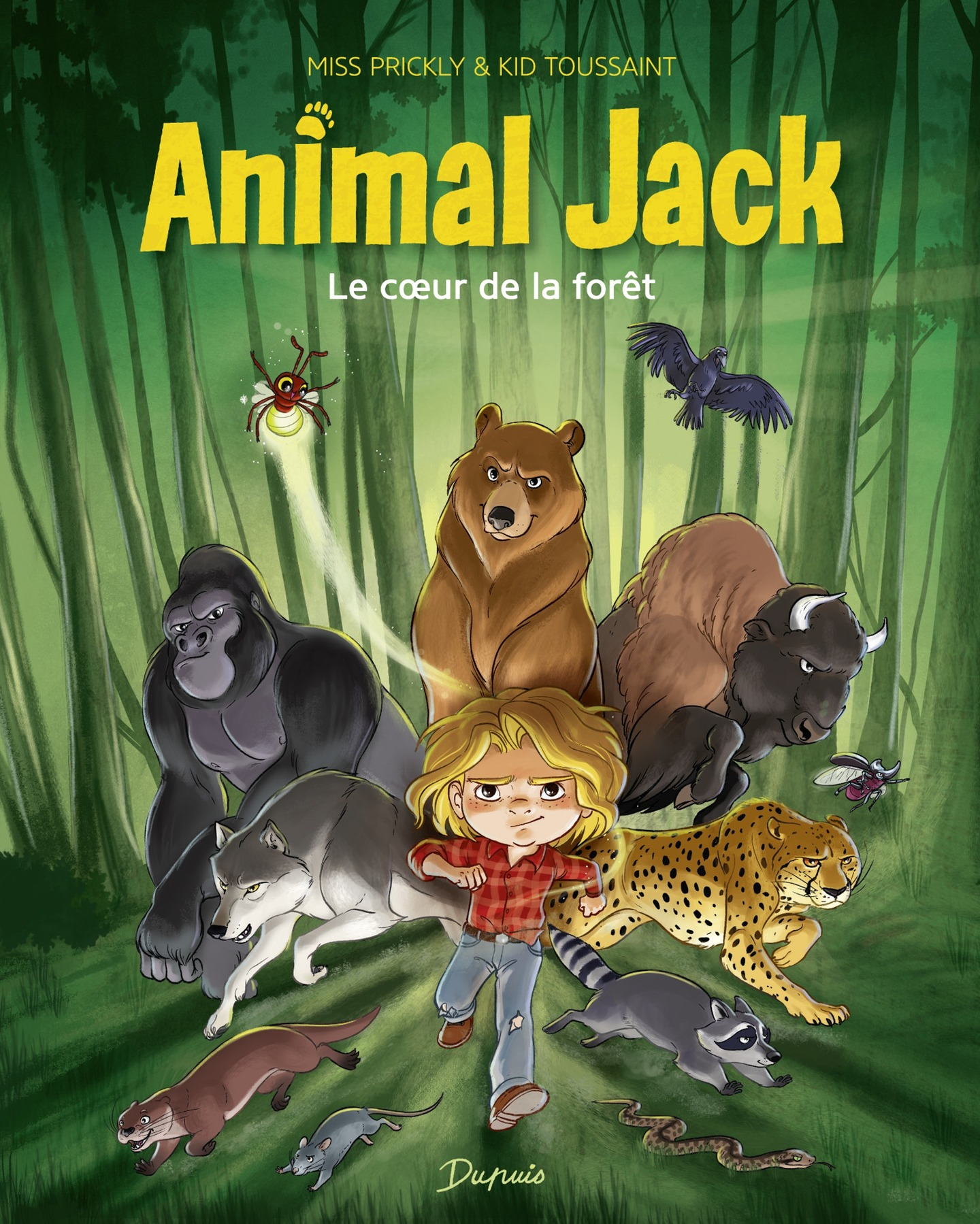 Animal Jack - tome 1 - Le c...