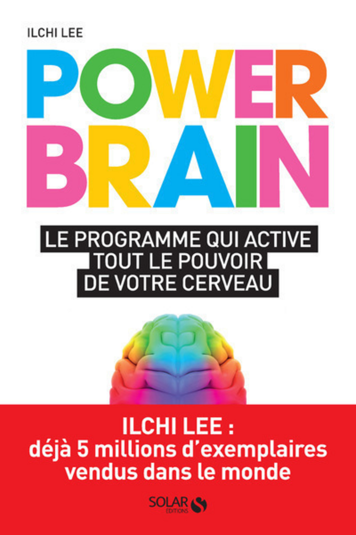 Power Brain | ILCHI, Lee