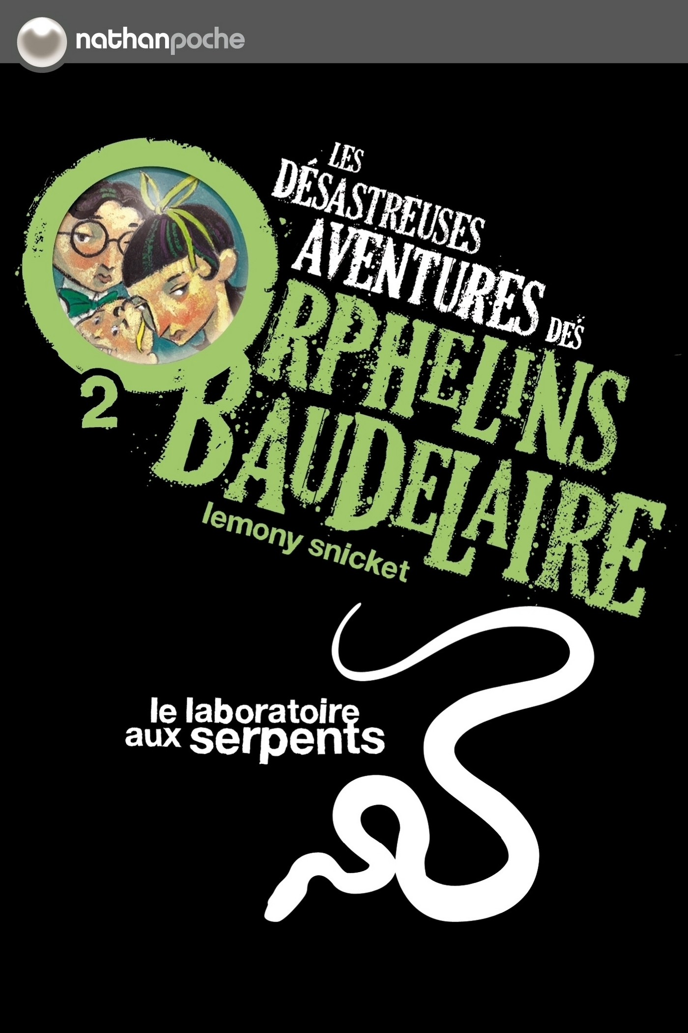 Le laboratoire aux serpents