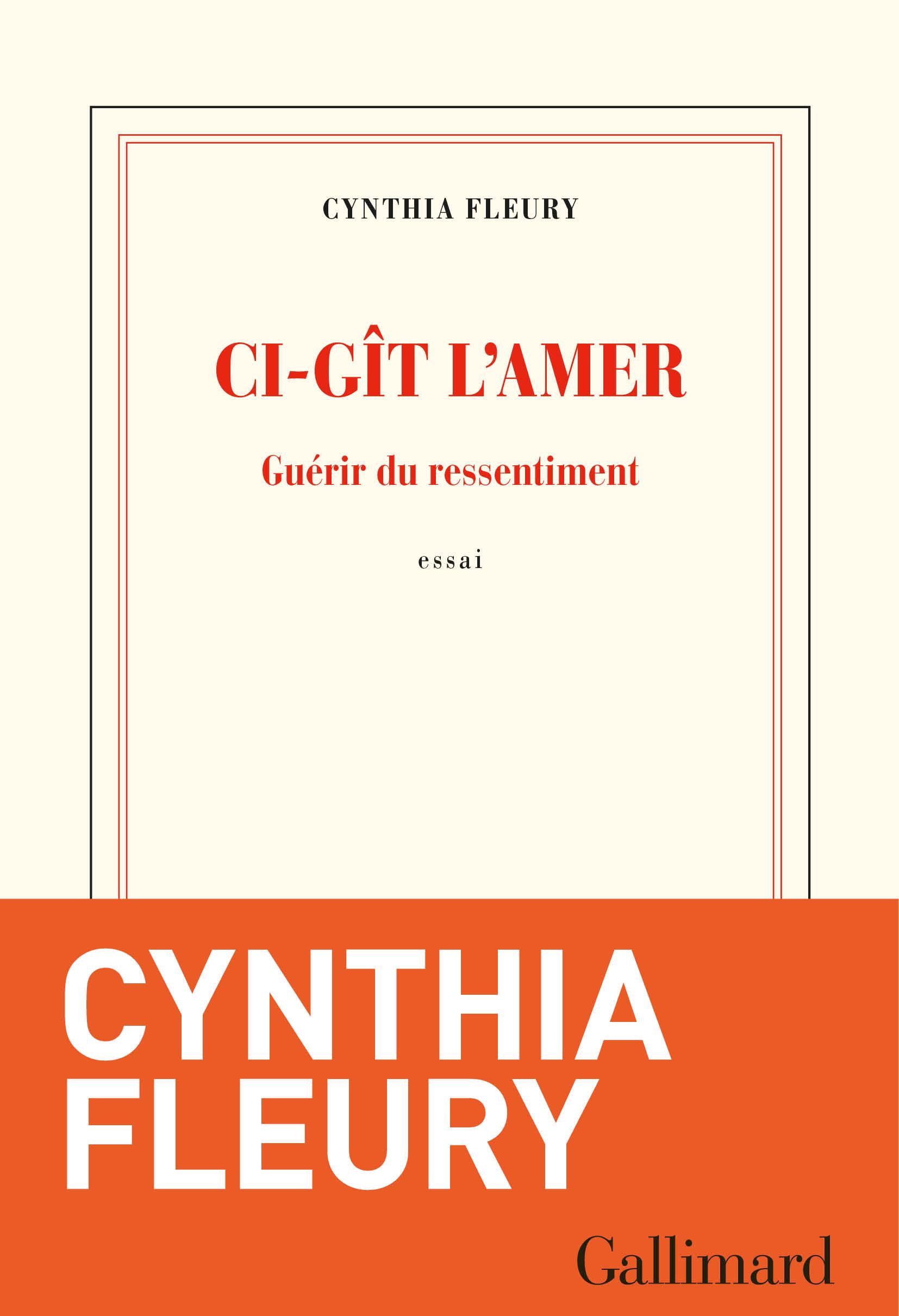 CI-GIT L'AMER - GUERIR DU RESSENTIMENT