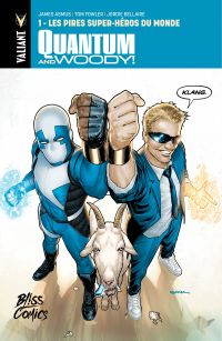 Quantum and Woody - Tome 1 ...