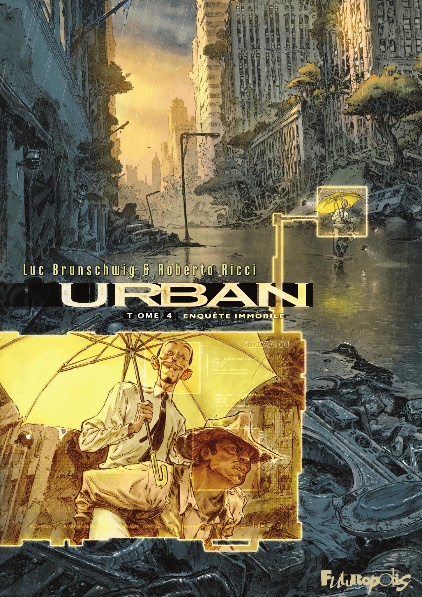 Urban (Tome 4) - Enquête immobile