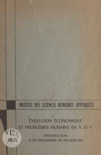 Évolution économique et pro...