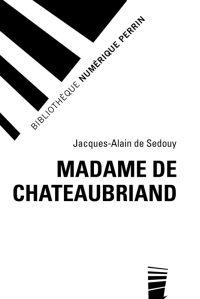 Madame de Chateaubriand