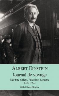Journal de voyage | Einstein, Albert. Auteur