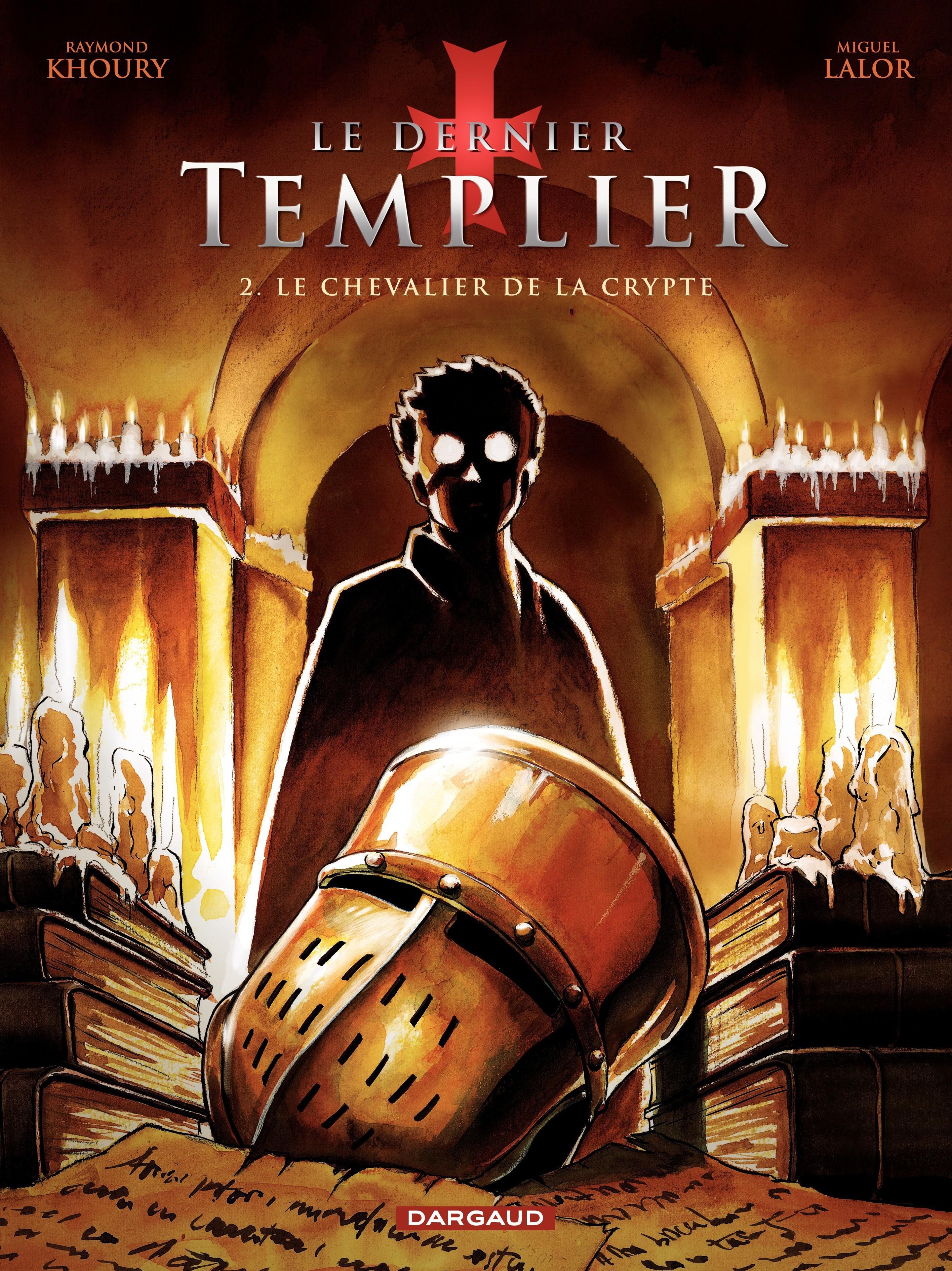 Le Dernier Templier - Saiso...