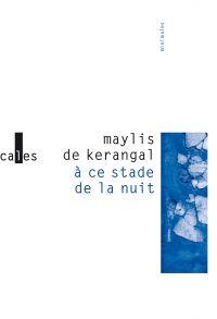 À ce stade de la nuit | Kerangal, Maylis de. Auteur