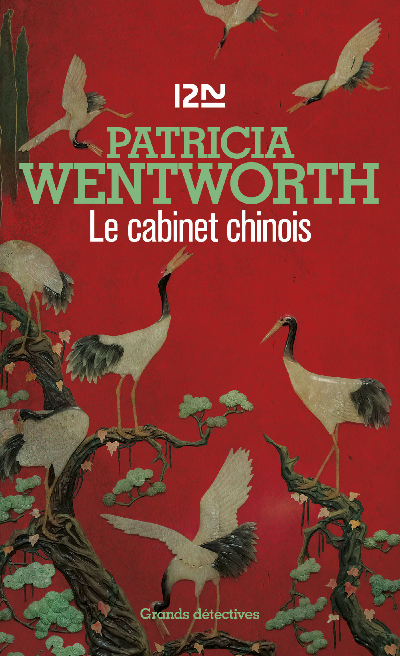 Le cabinet chinois | WENTWORTH, Patricia