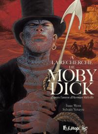 À la recherche de Moby Dick | Venayre, Sylvain (1970-....). Auteur