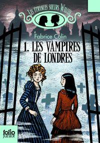 Les étranges soeurs Wilcox (Tome 1) - Les vampires de Londres | Surcouf, Erwann. Illustrateur