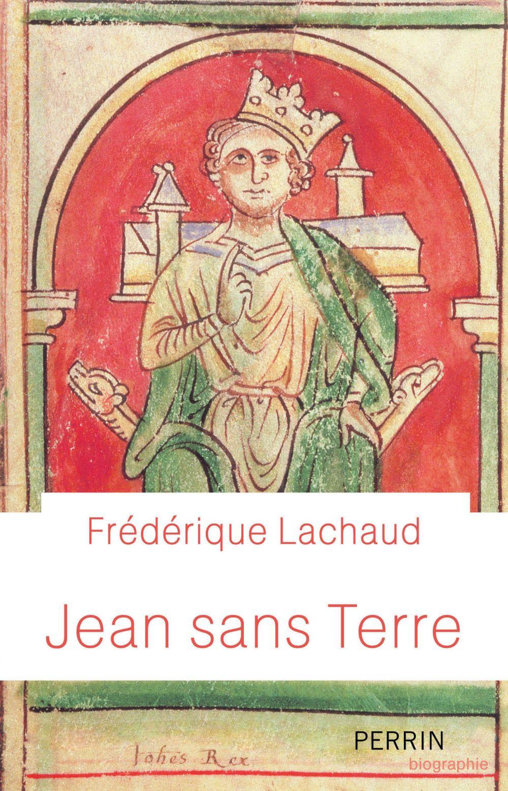 Jean sans terre | Lachaud, Frédérique. Auteur
