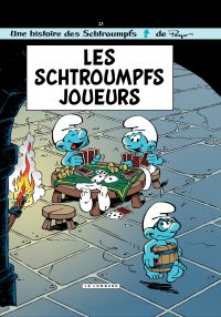 Les Schtroumpfs - tome 23 - Les Schtroumpfs joueurs