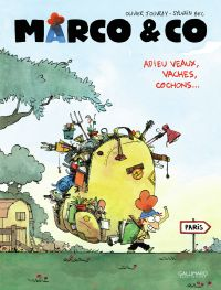 Marco & Co (Tome 1) - Adieu...