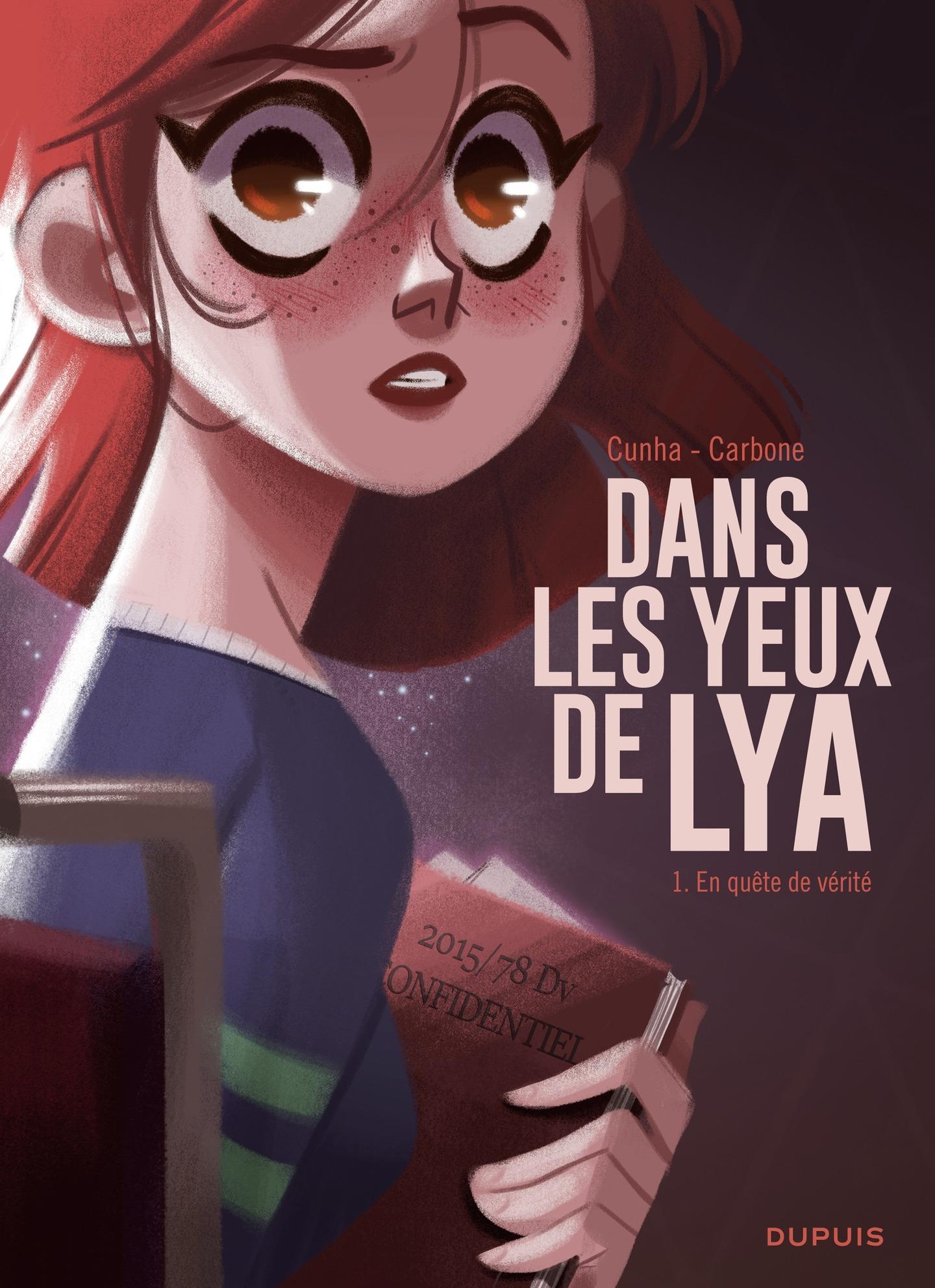 Dans les yeux de Lya  - tom...