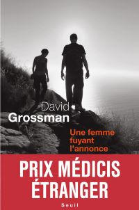 Cover image (Une femme fuyant l'annonce)