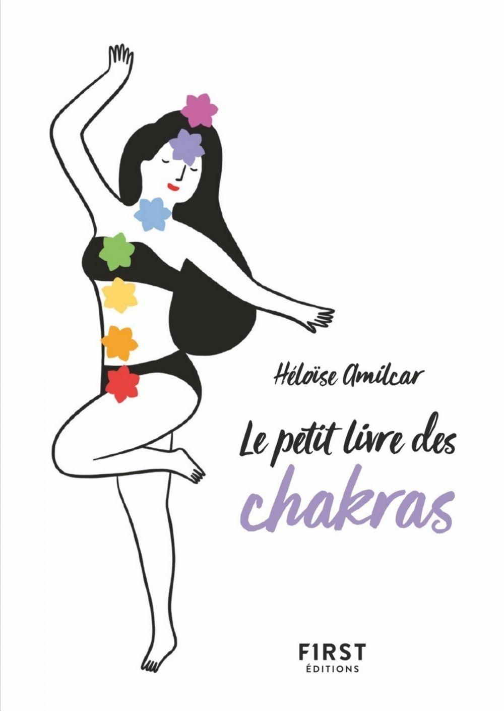 Le Petit Livre des chakras | Amilcar, Héloïse