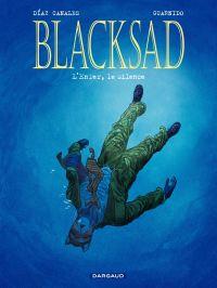 Blacksad - tome 4 - Enfer, le Silence | diaz Canales, . Auteur