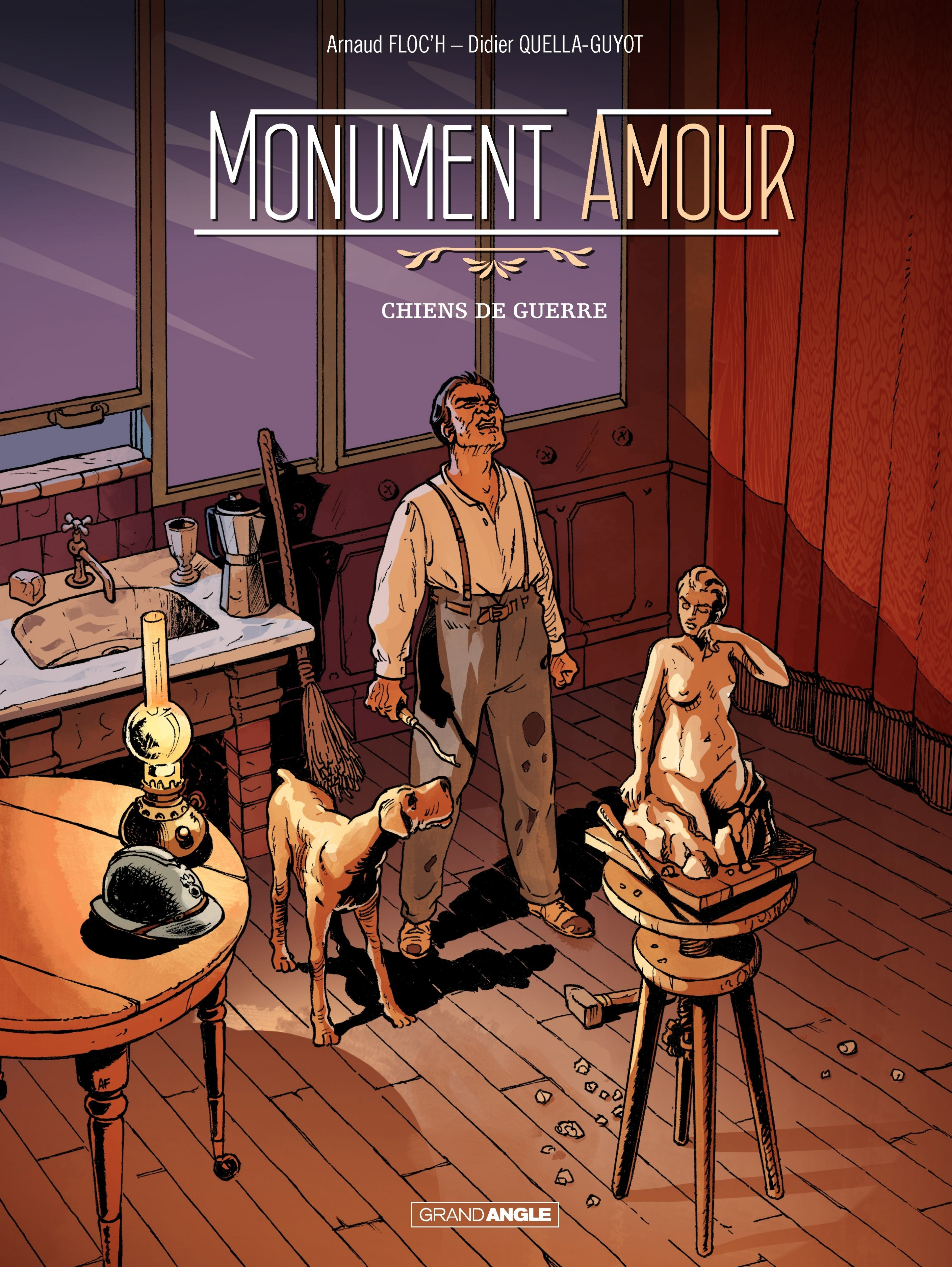 Monument amour - Tome 1 - C...