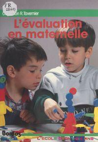 L'évaluation en maternelle
