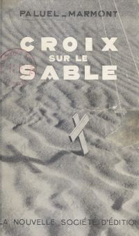 Croix sur le sable