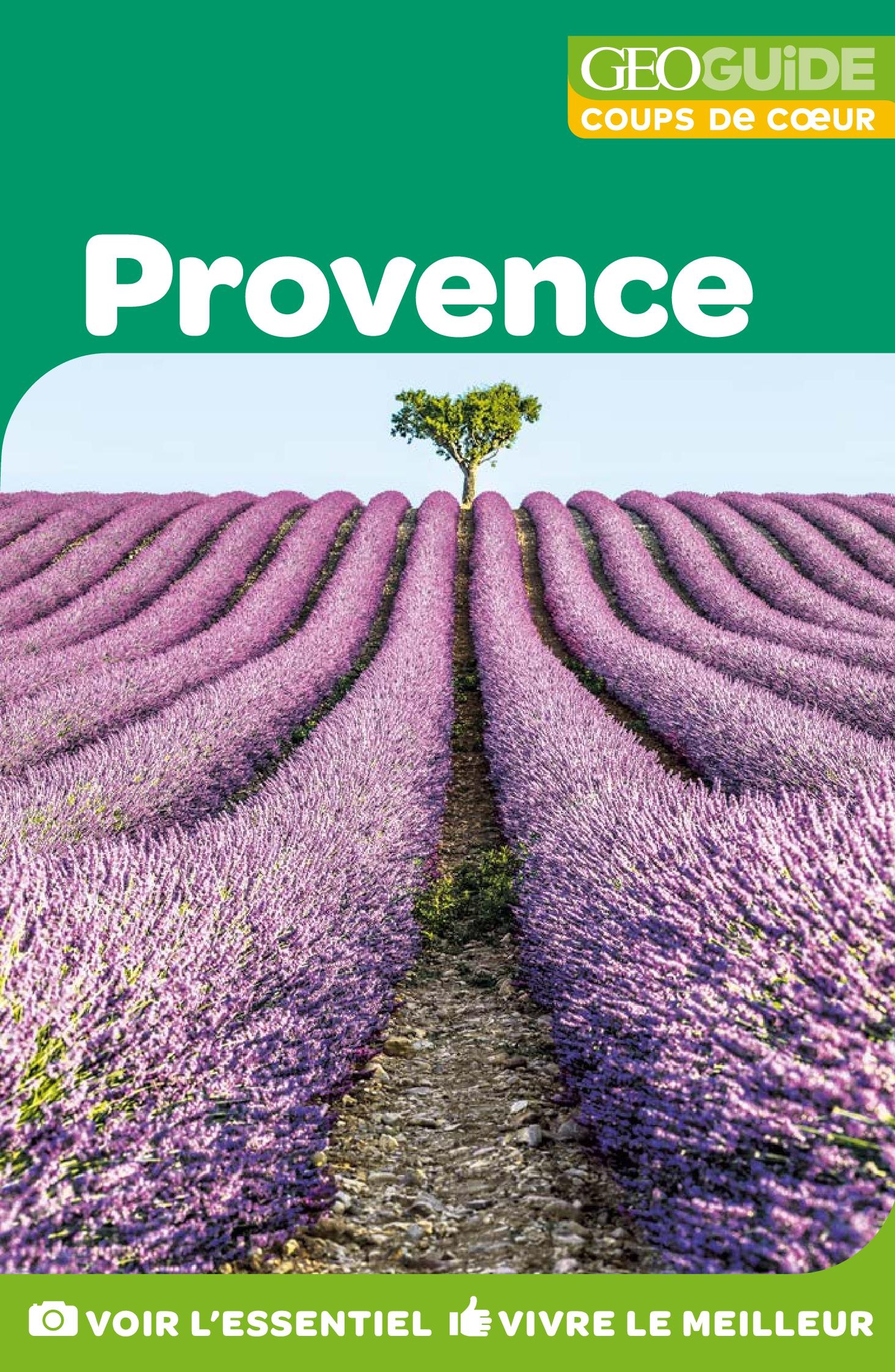 GEOguide Coups de coeur Provence | Collectif Gallimard Loisirs,