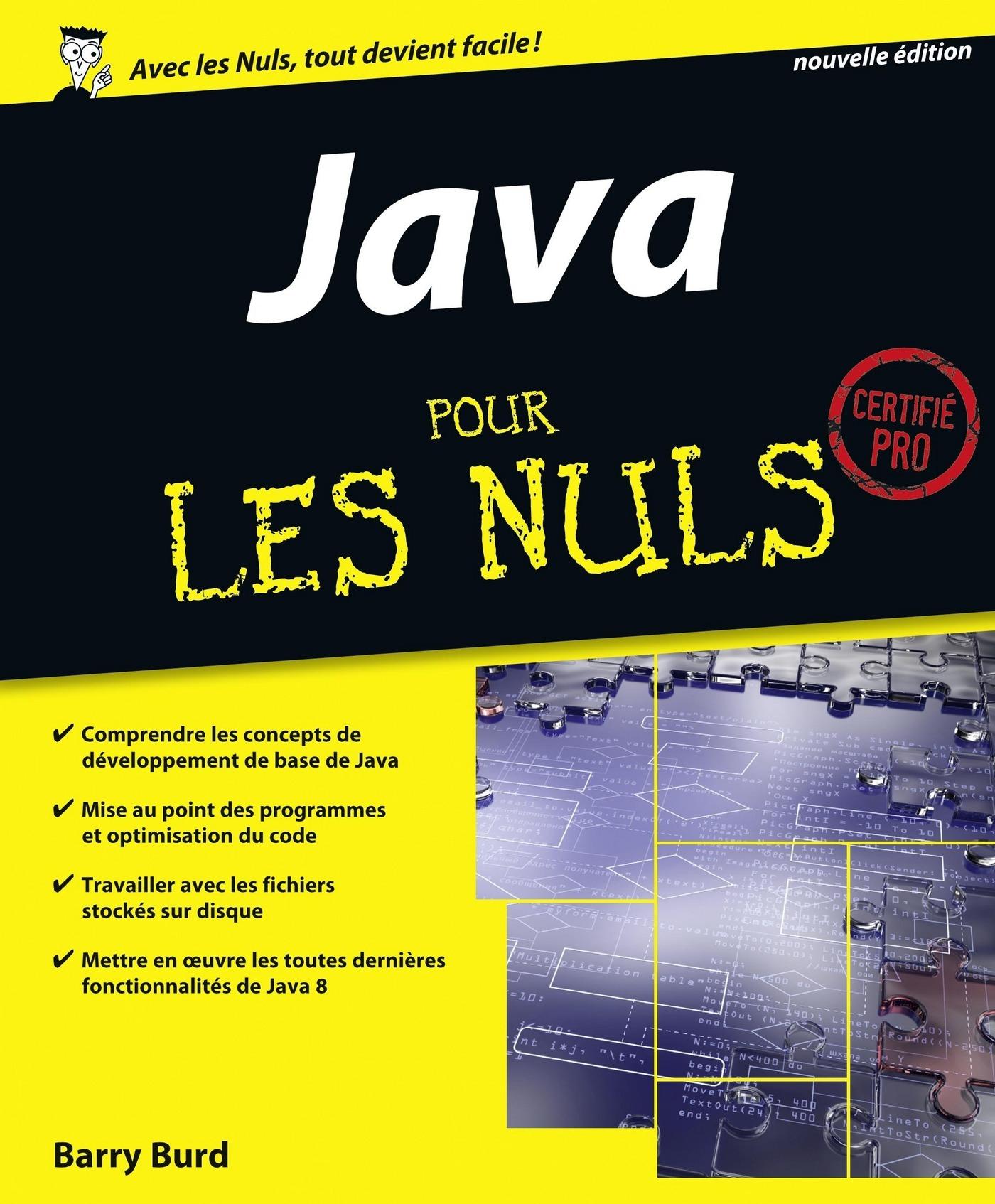 Java Pour les Nuls, Nouvelle édition