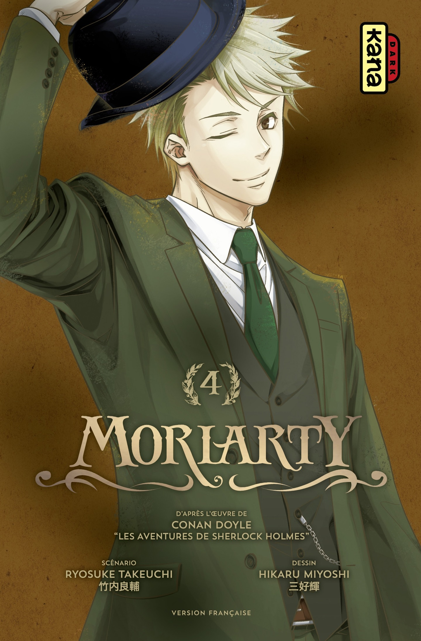 Moriarty - tome 4
