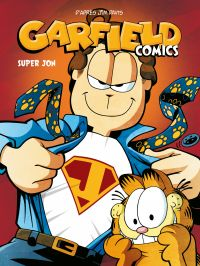 Image de couverture (Garfield Comics - Tome 5 - Super Jon)