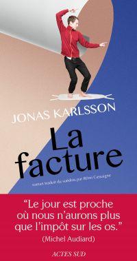 La facture   Karlsson, Jonas
