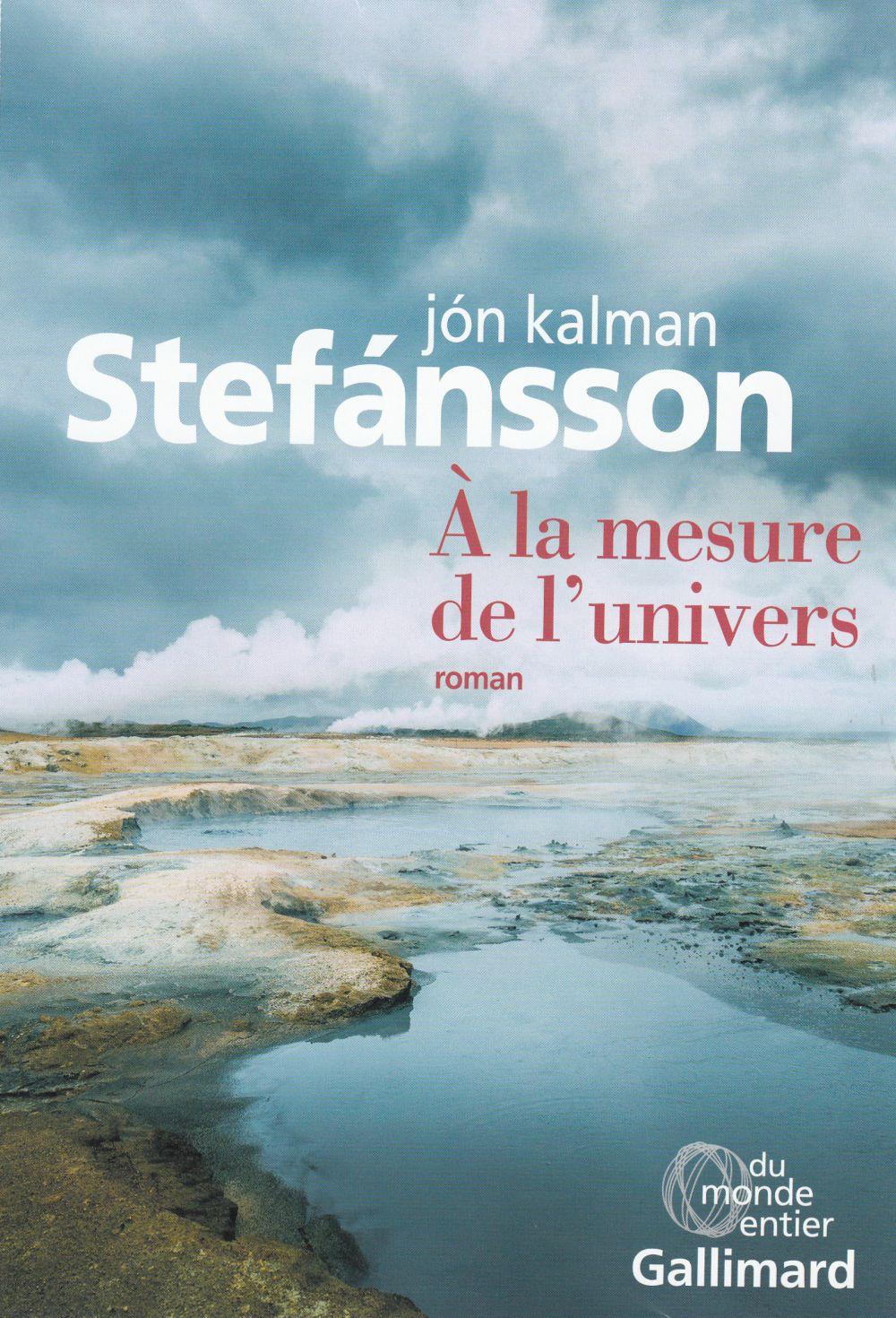 Chronique familiale (Tome 2) - À la mesure de l'univers | Stefansson, Jon Kalman. Auteur