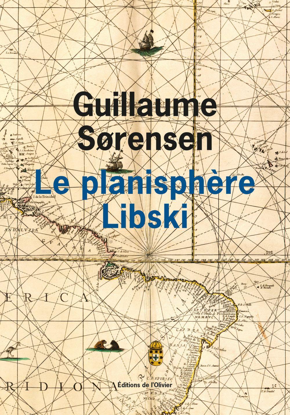 Le planisphère Libski   Sorensen, Guillaume. Auteur