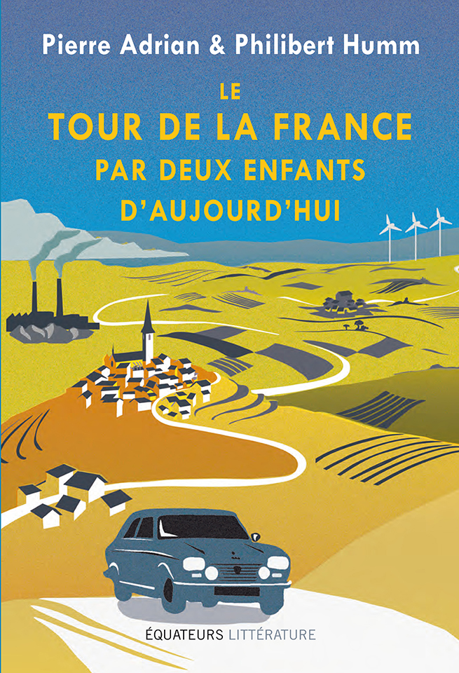 Le tour de la France par de...