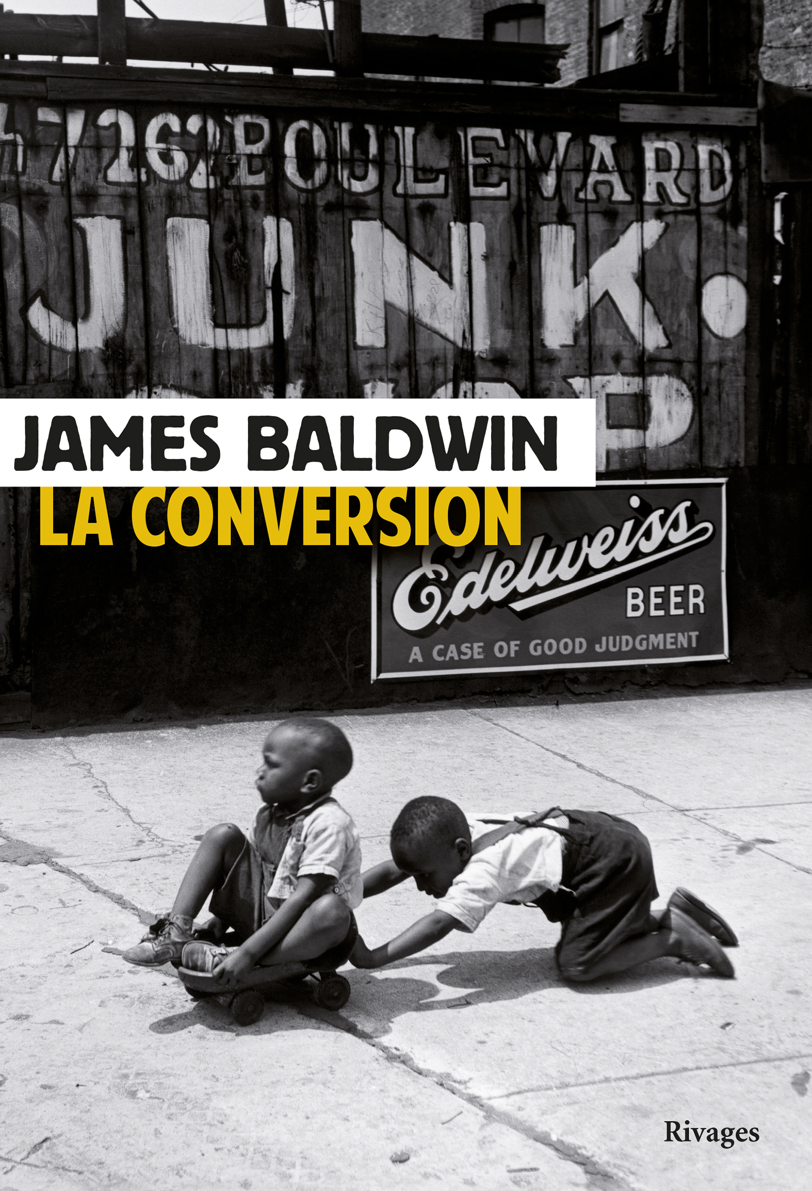 La conversion | Baldwin, James