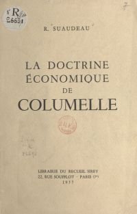 La doctrine économique de C...